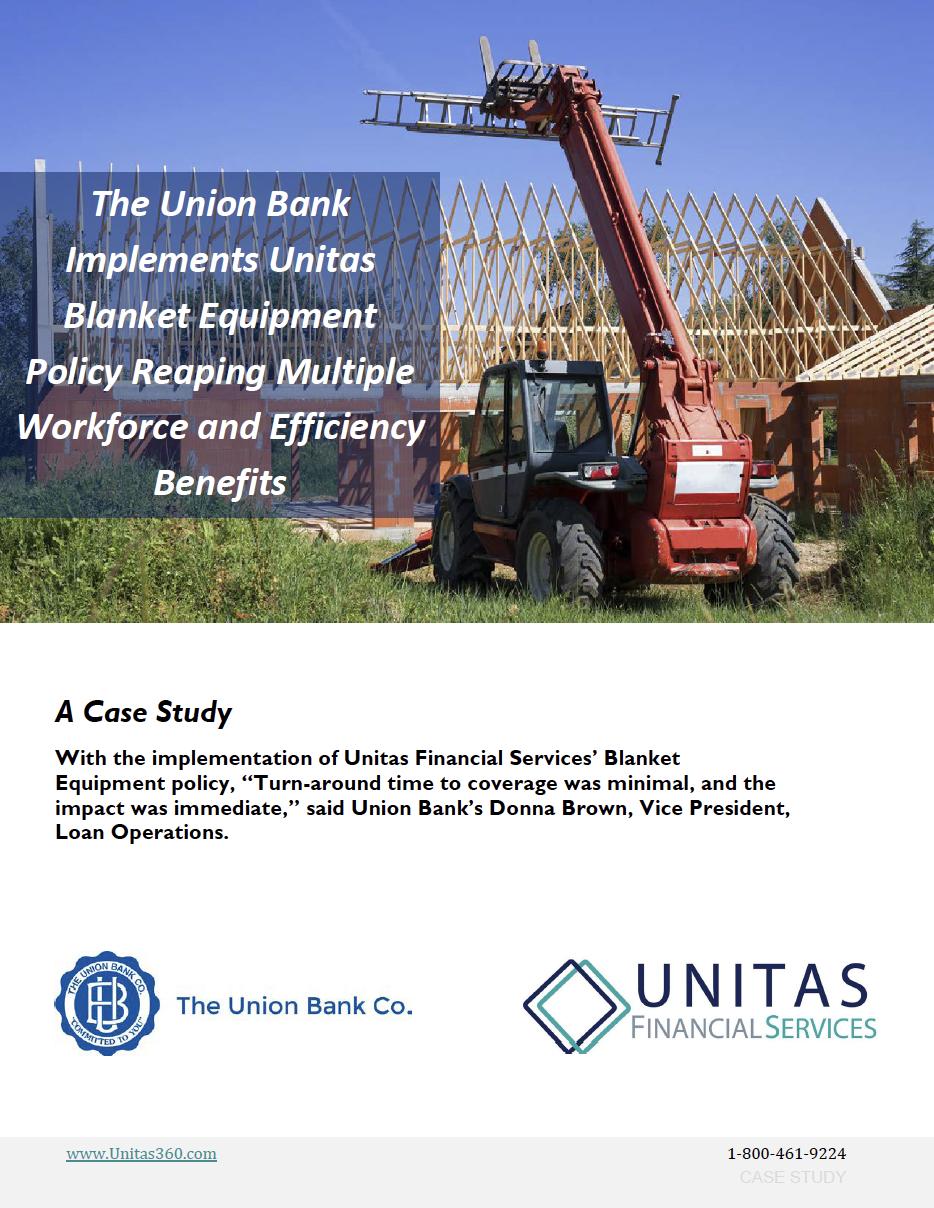 Blanket Equipment case study cover
