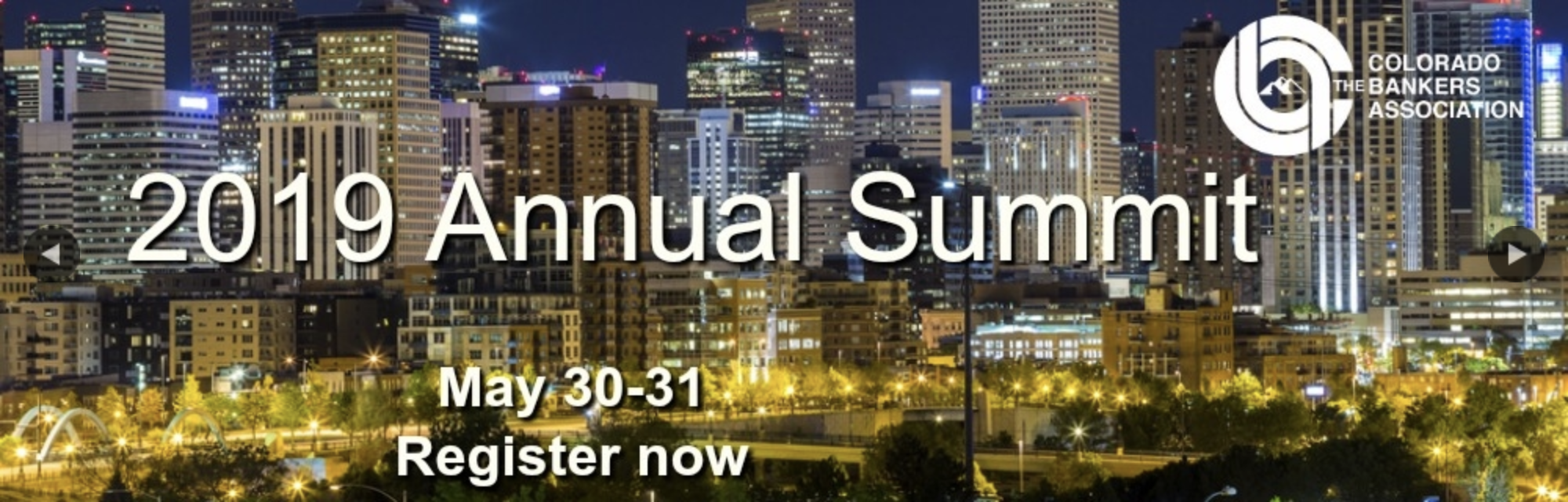 Golden Eagle Insurance to sponsor Colorado Bankers 2019 Annual Summit