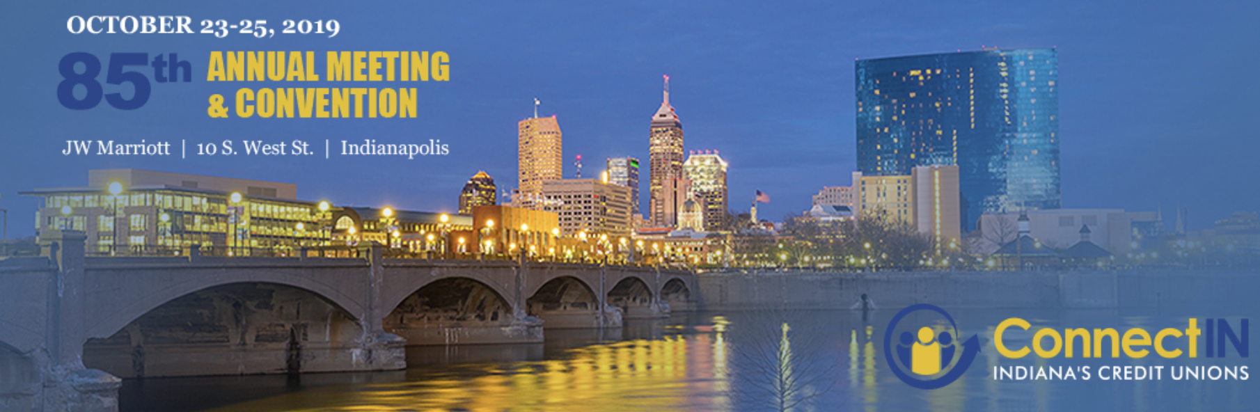 2019 Indiana Credit Union League Annual Convention