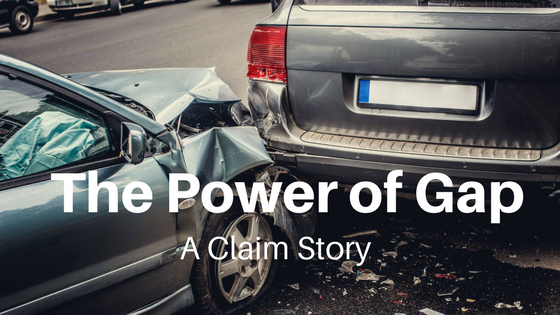 The Power of Gap: A Claim Story