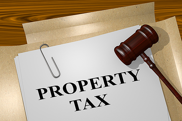 property tax tracking burden for lenders